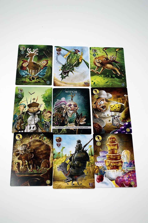 Amazon.com: pandasaurus Kings Vida tablero de juego: Toys ...
