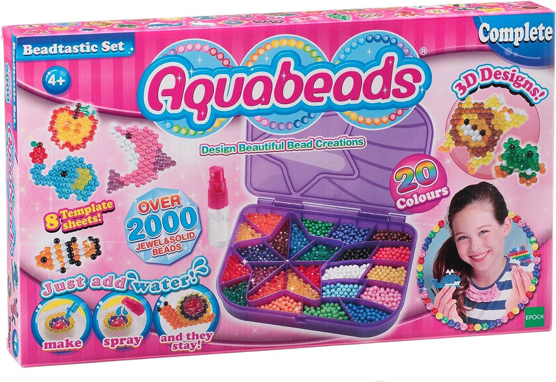 Perlas de Aqua - Conjunto de Perlas de Agua del Grano Tastic, Multicolor: Amazon.es: Juguetes y juegos