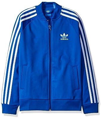 Amazon.com  adidas Originals Tops Big Boys  Superstar Track 815489b0f