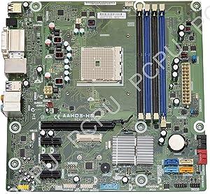 655590-001 HP P7-1100 Hibiscus AMD Desktop Motherboard sFM1