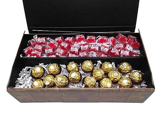 Ferrero Mon Cherie Rocher Geschenk Schatztruhe 515g Die Kleine