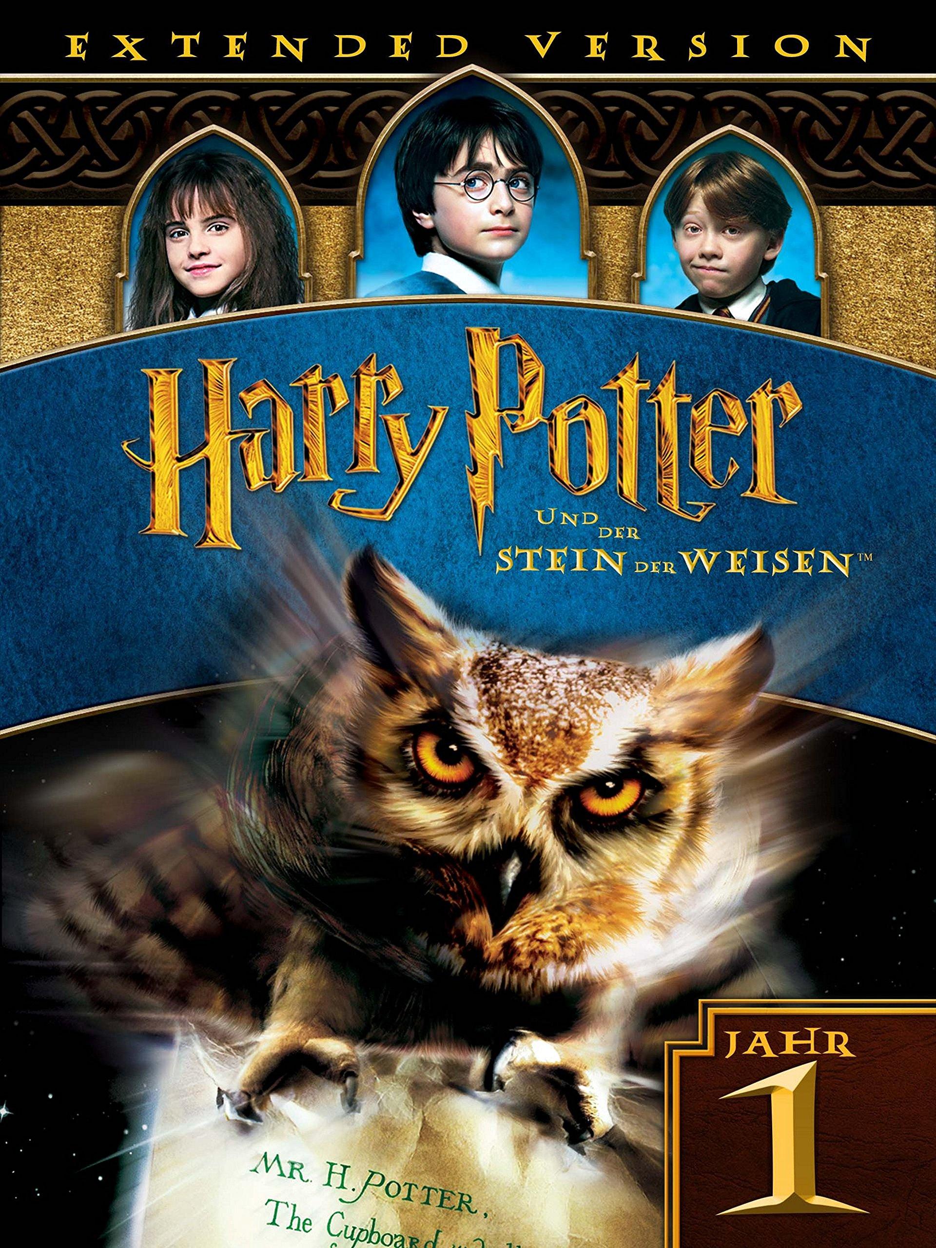 Harry Potter Und Der Stein Der Weisen Extended Stream