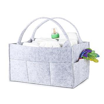 Amazon.com: Bebé Nursery Organizador de pañales de ...