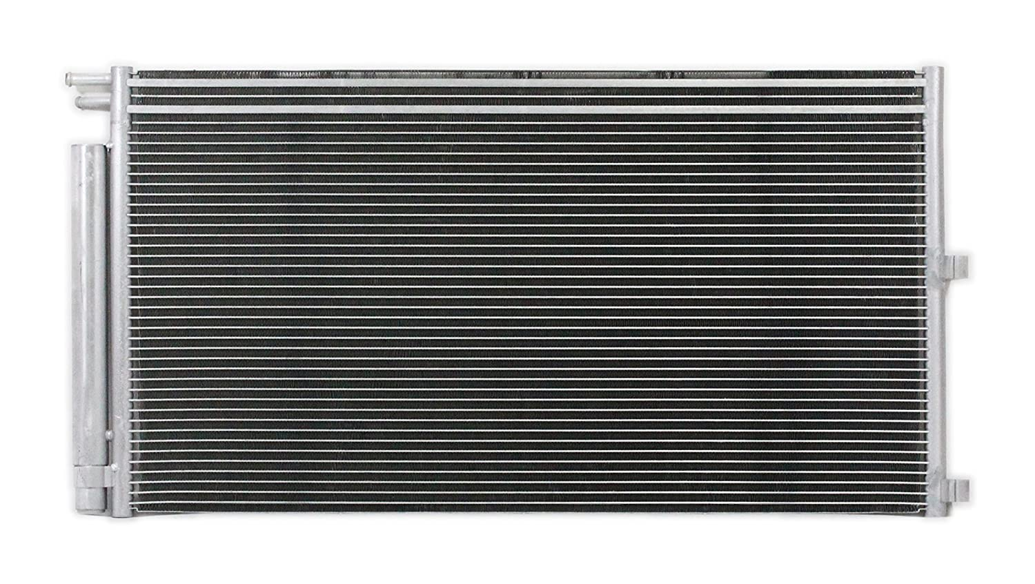 Pacific Best Inc For//Fit 3618 Ford Expedition Navigator F-150 w//Receiver /& Dryer A-C Condenser