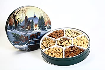 Amazon com : Swerseys Chocolate Fancy Roasted Nut Sampler