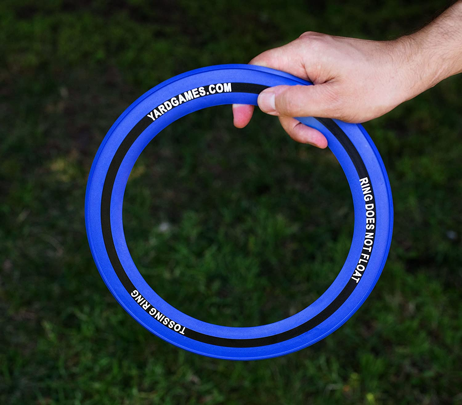Yard Games 10 Soft Touch Flying Ring YardGames