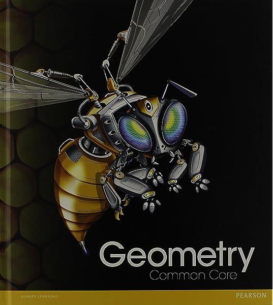 Amazon Com Geometry Common Core Grade 10 9780133185829 Prentice Hall Books