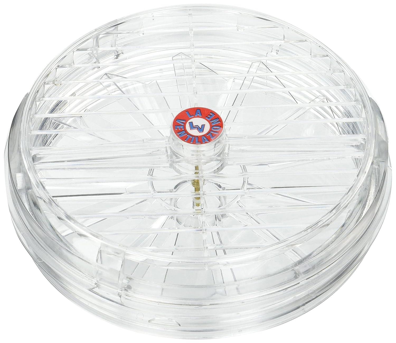 La ventilation aet16-y aet16Aérateur thermique pour fenêtres en similvetro avec grille fixe, ø 170mm, transparent ø 170mm La Ventilazione