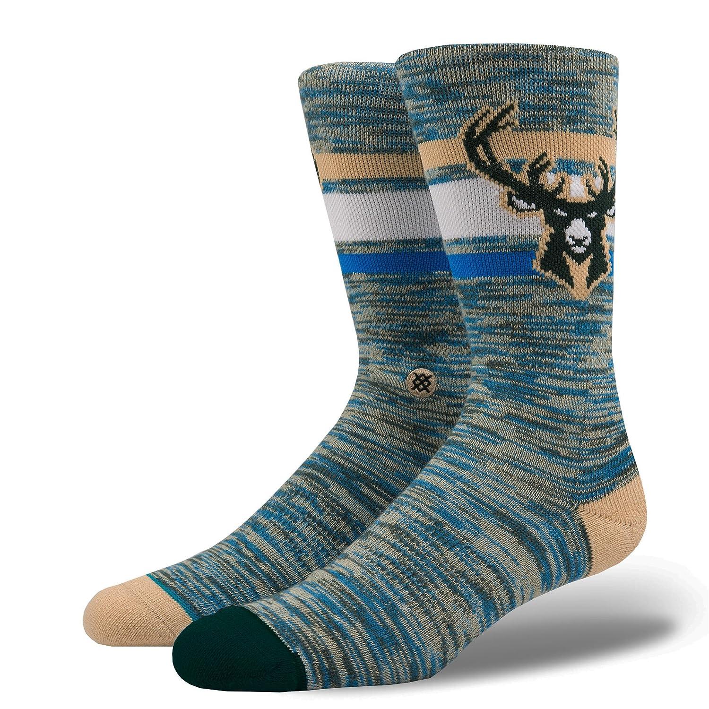 Stance Milwaukee Bucks Melange NBA Socken