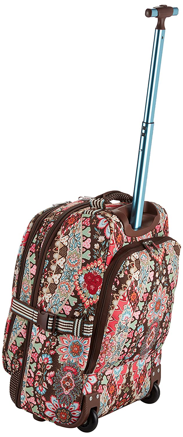 Oilily Travel Office Bag On Wheels   ReGreen Springfield 17a5d345bd