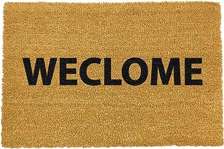 Beau Weclome Funny Doormat