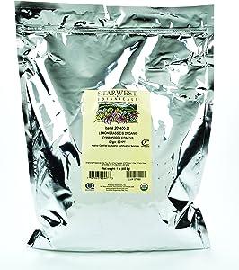 Starwest Botanicals Organic Lemongrass C/S, 1 Pound Food