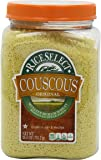 RiceSelect Original Couscous, 26.5-Ounce Jars (Pack of 4)