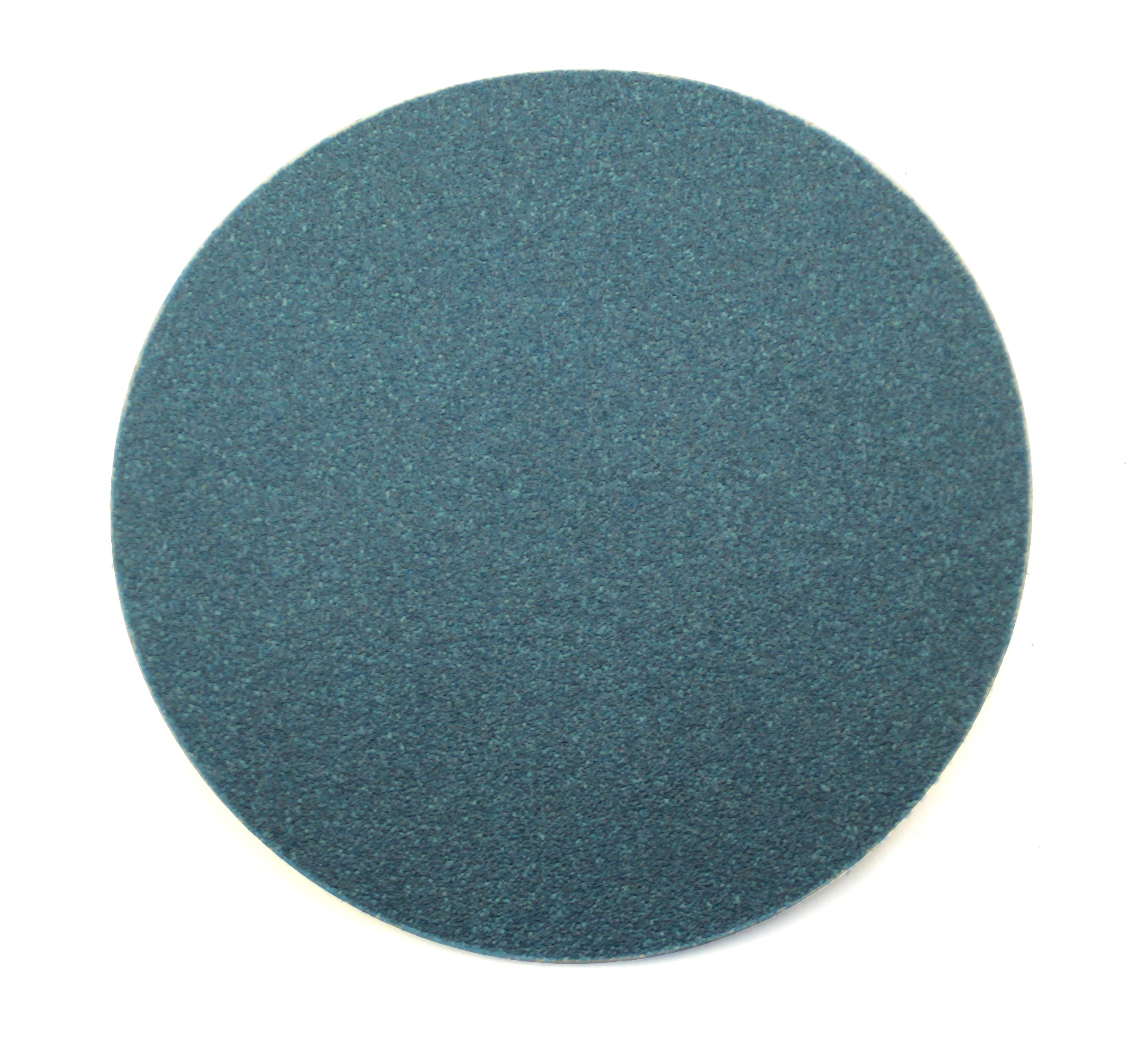 Karebac 8hsz40 40 Grit Heavyweight Blue Zirconia PSA Sticky Discs (25 Pack), 8
