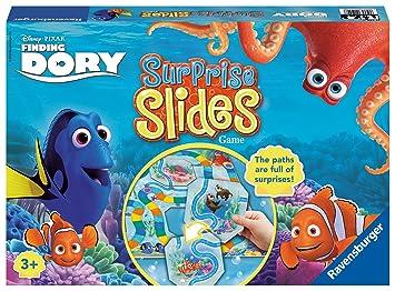 Ravensburger Disney Buscando a Dory Surprise Diapositivas ...
