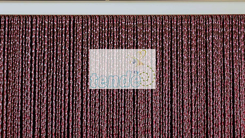 PVC-Türvorhänge Modell Roma – Aluminiumträger Aluminiumträger Aluminiumträger - Made in  - Eichmaß (95X200 100X220 120X230 130X240 150X250) – Fliegenvorhang (100X220, Transparent (2)) B06WP3QQH4 Fensterdekoration aef025