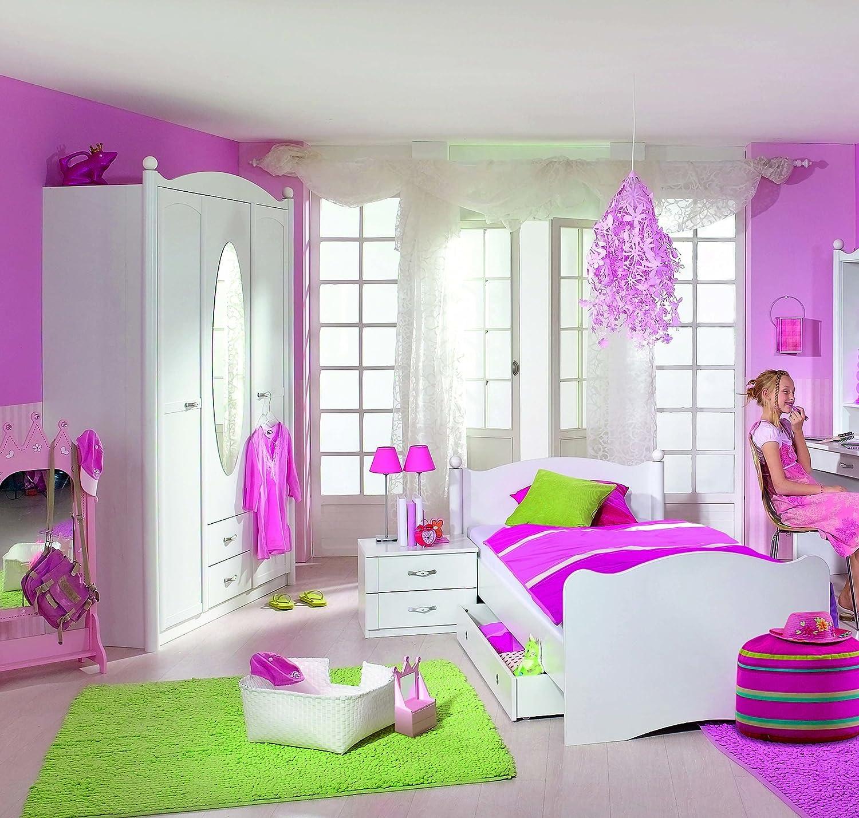 rauch Komplett-Kinderzimmer Lilly, 3-teilig: Amazon.de: Baby | {Kinderzimmer jugendzimmer 16}