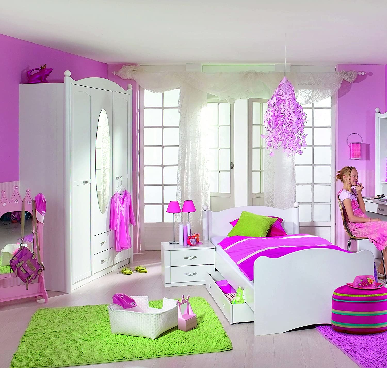 Rauch Komplett Kinderzimmer Lilly 3 Teilig Gunstig