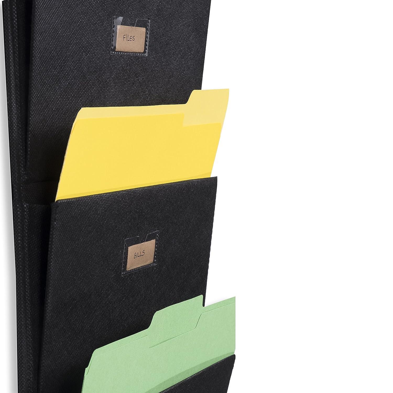 Amazon.com : Wallniture Archivo Hanging File Folder Holder ...