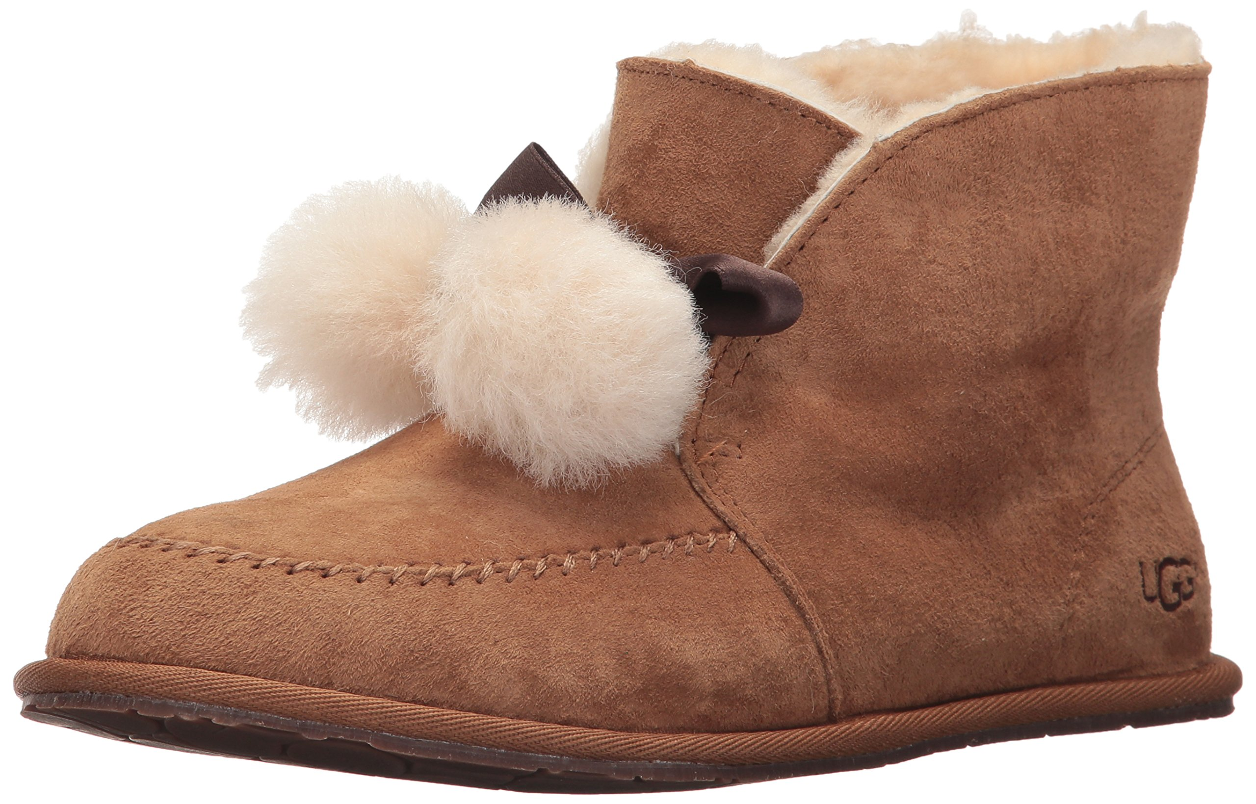 UGG Women's Kallen Slouch Boot, Chestnut, 8 M US by UGG (Image #1)