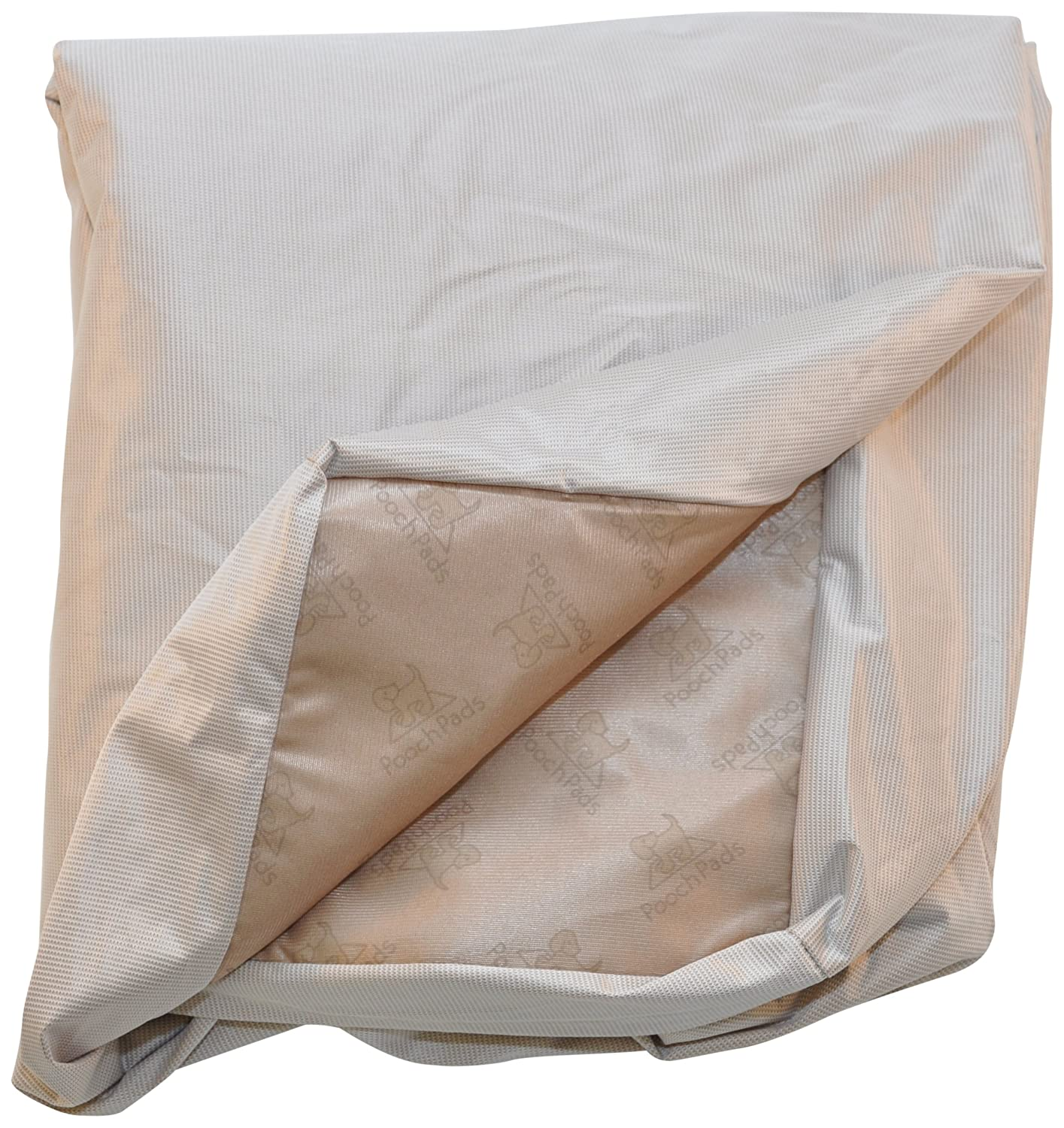 (Large) PoochPad Extra Cover for The Ultra-Dry Crate Pad for Carriers