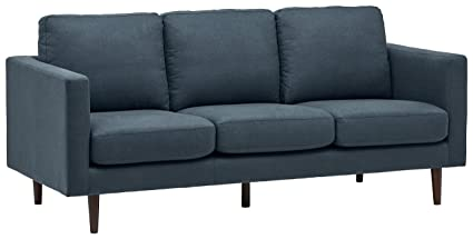 separation shoes 4b479 78212 Rivet Revolve Mid-Century Modern Sectional Sofa Couch, 80