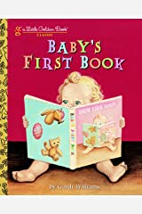 Baby's First Book (Little Golden Book) Kindle Edition