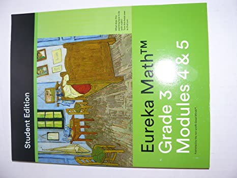 Amazon com: Eureka Math Grade 3 Modules 4 & 5: Toys & Games