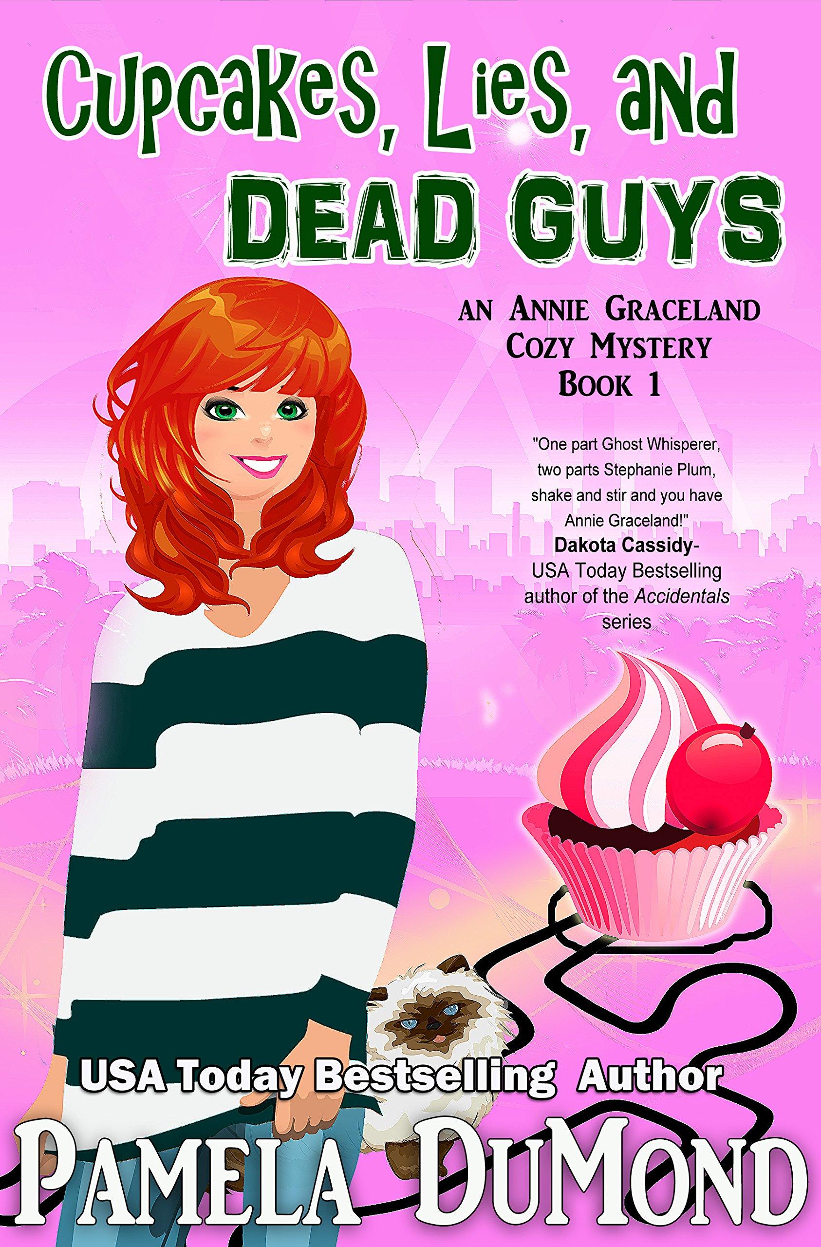 Cupcakes Lies Dead Guys Graceland product image