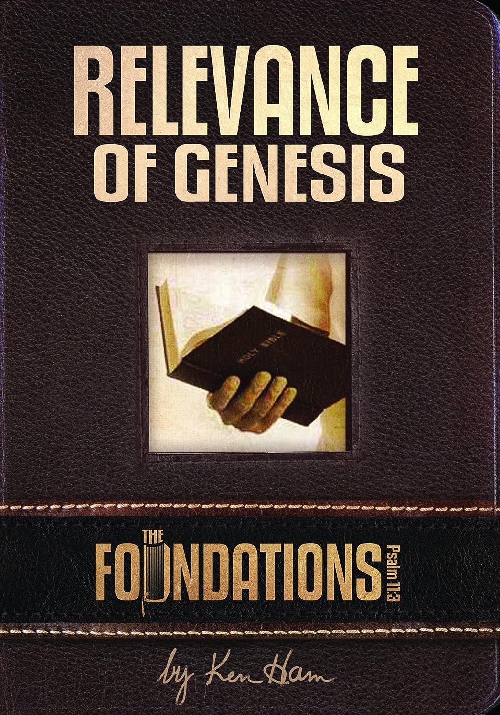 Amazon.com: The Foundations: The Relevance of Genesis: Ken Ham: Movies & TV