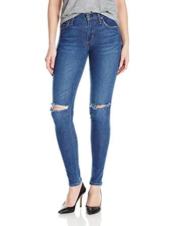 3b5d64ea8eb1d Amazon.com: James Jeans Women's Twiggy Mid-Rise Legging Jean With Knee  Slits In Victory: Clothing