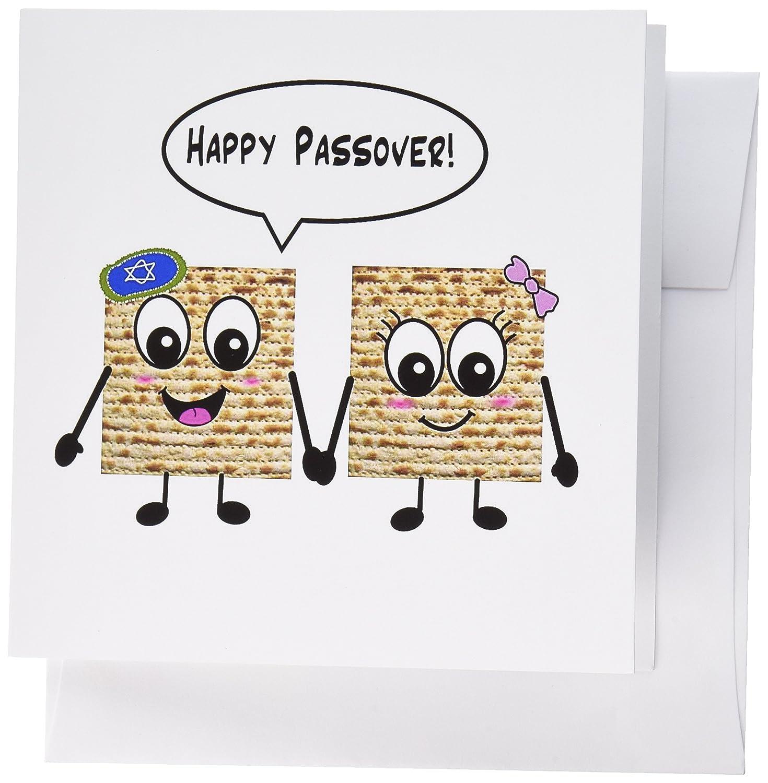 Amazon 3drose Happy Passover Smiley Matzah Cartoon Happy
