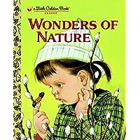 Wonders of Nature (Little Golden Books)