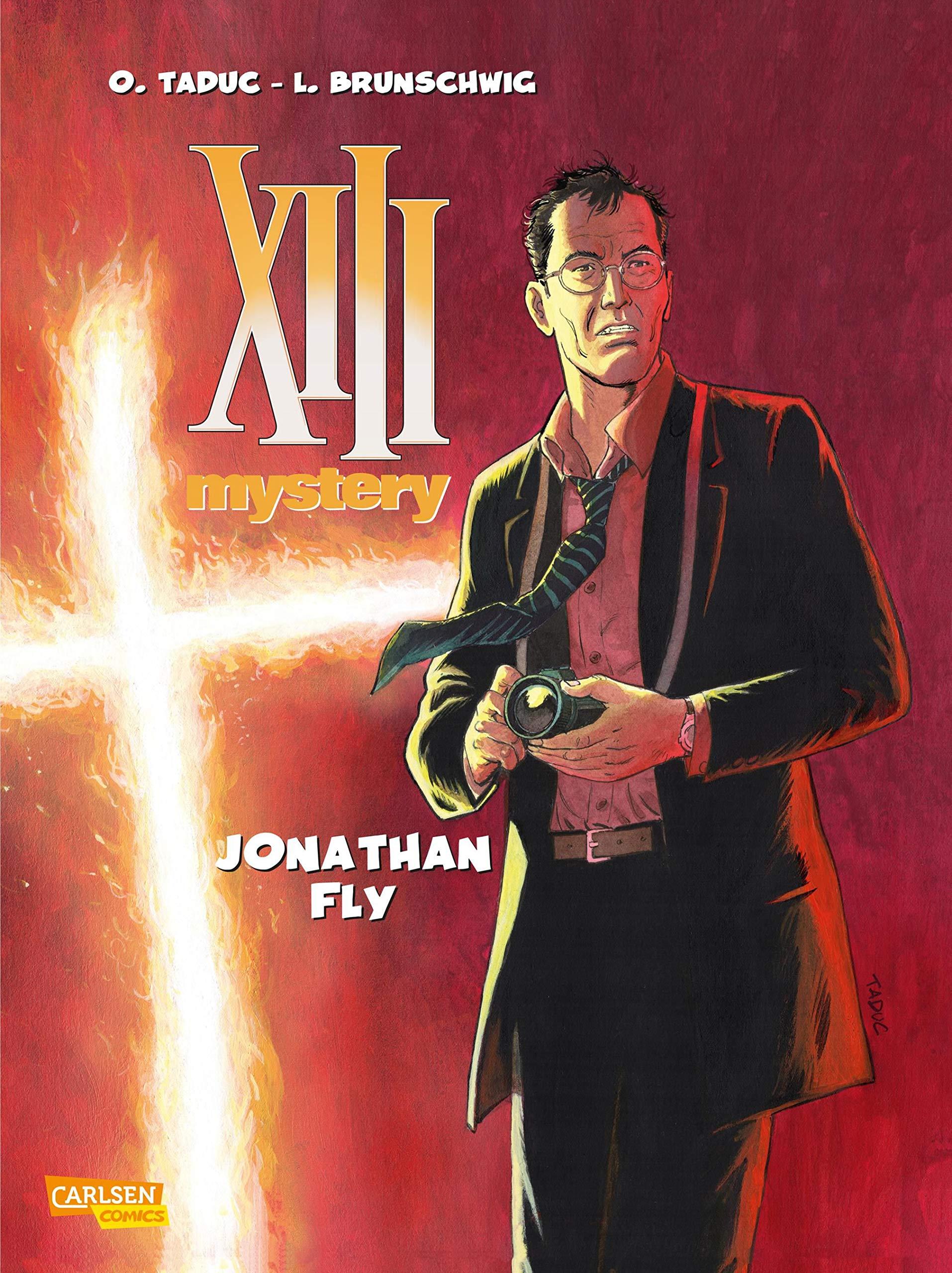 XIII Mystery 11: Jonathan Fly