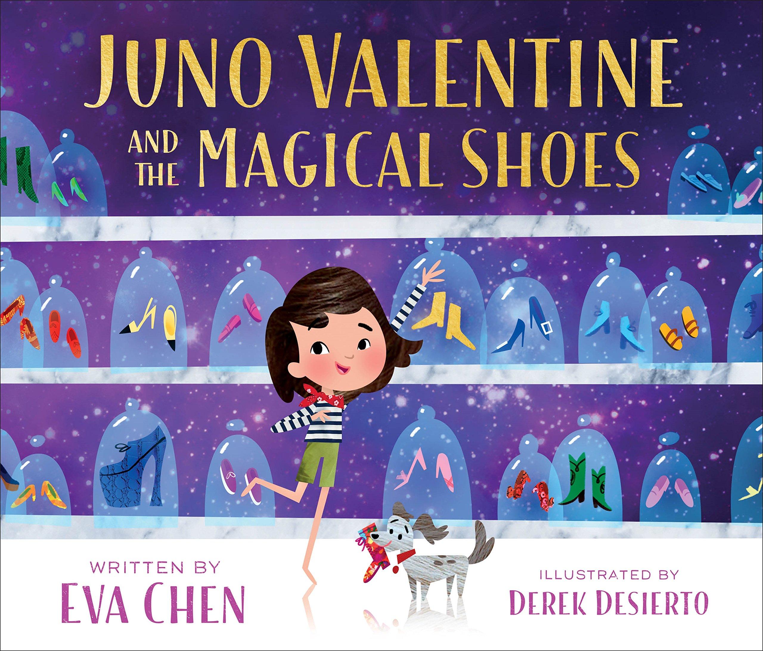 de62695092 Juno Valentine and the Magical Shoes - Livros na Amazon Brasil-  9781250297266