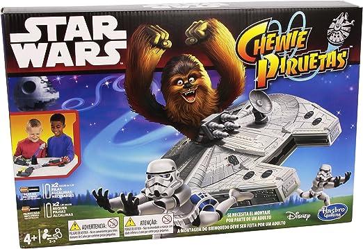 Hasbro - Star Wars, Juego de Mesa (B23541750): Amazon.es: Juguetes y juegos