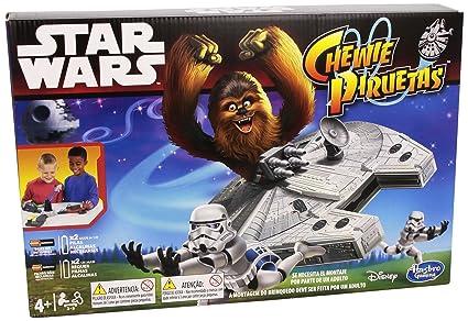 Hasbro Star Wars Juego De Mesa B23541750 Amazon Es Juguetes Y