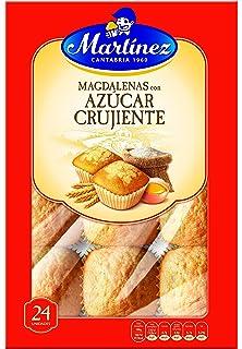Martínez - Magdalenas Con Azúcar Crujiente, 24 unidades, 700 g