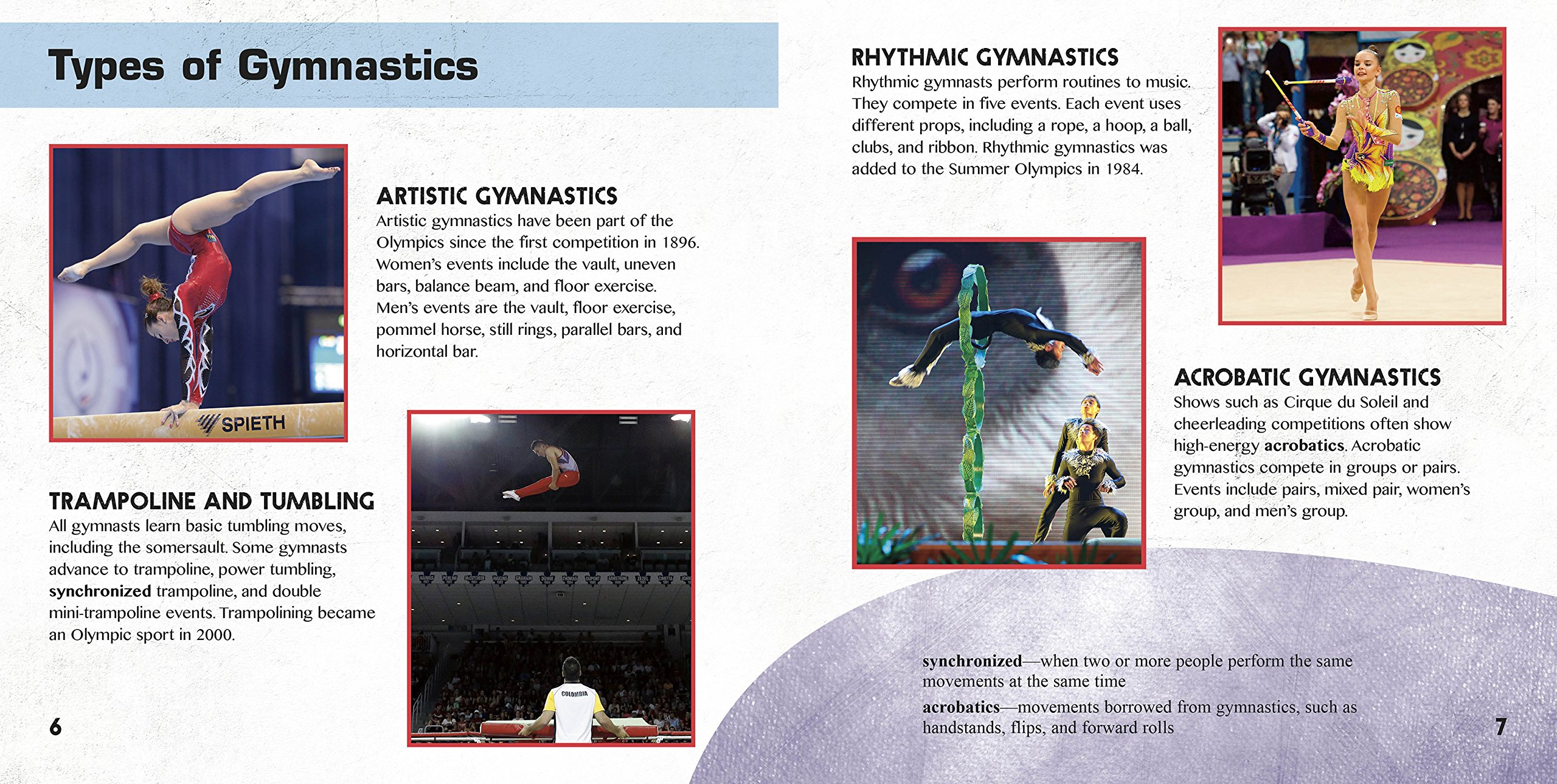 First Source to Gymnastics: Rules, Equipment, and Key Routine Tips (First Sports Source) by Capstone Press (Image #2)