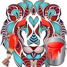 Animals Coloring Book - Mandala