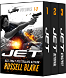 Triple Trouble (First 3 JET Novels)