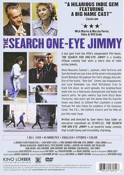 Search For One Eye Jimmy Edizione: Stati Uniti Reino Unido ...