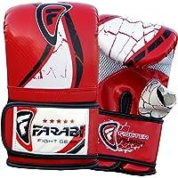 FARABI Kickboxing - Pantalones de Entrenamiento para Artes
