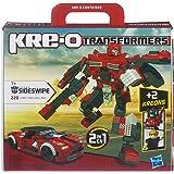 Hasbro 31771148 KRE-O Transformers - Juego de construcción de Sideswipe