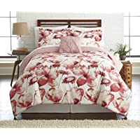 Overstock.com deals on Amraupur Overseas Florentina 8-pc Reversible Bed Full