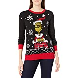 Seuss Womens Ugly Christmas Sweater Dr