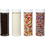 Wilton Everyday Mega Sprinkles Set, 4-Piece