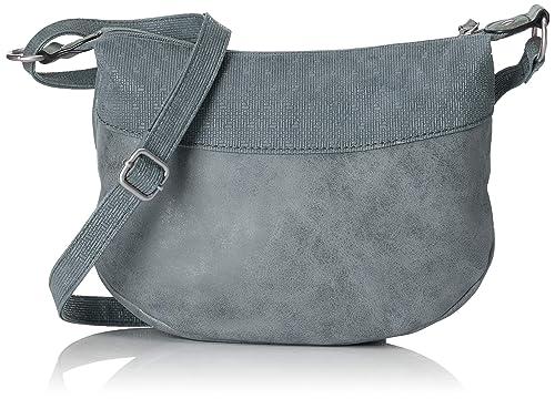 5d9d8af875 s.Oliver (Bags) City Bag - Borse a tracolla Donna, Grigio (Slate ...