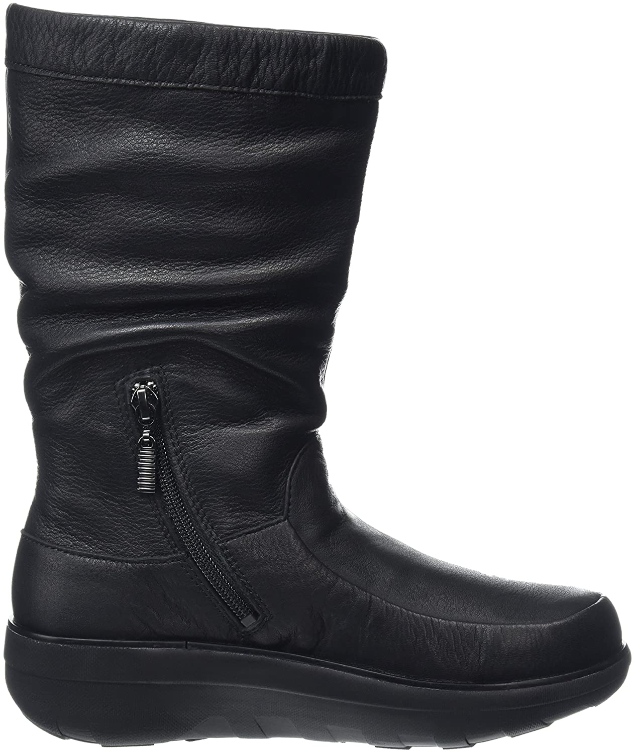 db5e0b30768669 Fitflop Women s Loaff Knee Slouch Boots  Amazon.co.uk  Shoes   Bags