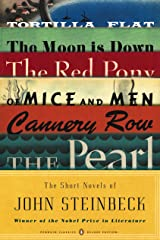 The Short Novels of John Steinbeck: (Penguin Classics Deluxe Edition) Kindle Edition